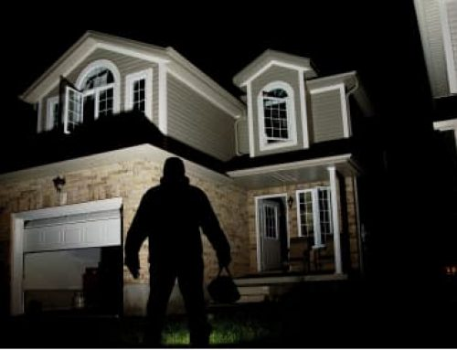 Let Home Automation solve your garage burglaries